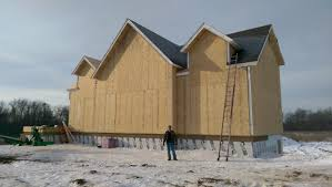 Sip Panel House by Pre Cut Structural Insulated Panels