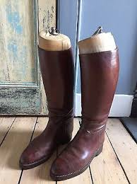 boot trees uk antique leather boots boot trees beautiful condition aprx