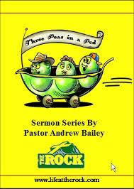 3 peas in a pod sermon series three peas in a pod 15 00 the rock resources