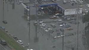 Downtown Houston Tunnel Map Tropical Storm Allison Hit Houston Area 16 Years Ago