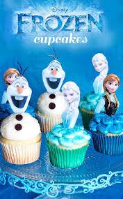 25 frozen cupcakes ideas frozen birthday