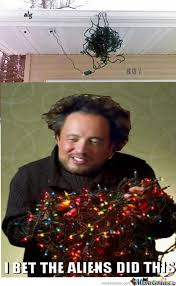 Where Did The Aliens Meme Come From - ancient aliens meme history channel aliens guy memes