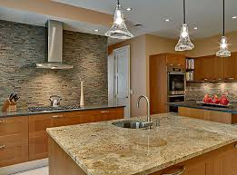 Kitchens With Light Cabinets Granite For Natural Cherry How To Choose The Right Countertop