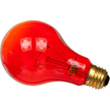 Red Light Fixture by Zilla Night Red Heat Incandescent Bulb 150 Watts Petco