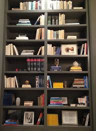 summer in newport beautiful bookshelves