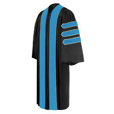 doctoral regalia doctorate of education graduation gown gradshop
