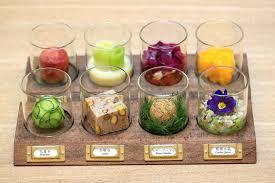 edible rocks kyoto café reimagines rocks minerals as beautiful food spoon