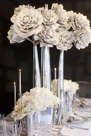 Silver Wedding Centerpieces by 407 Best Silver Weddings Images On Pinterest Marriage Cakes And