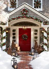 50 stunning christmas porch ideas u2014 style estate