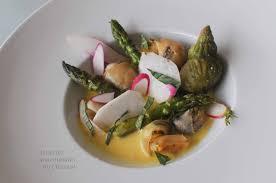 cuisiner des bulots recette bulot asperge aïoli