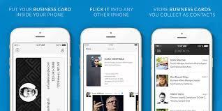 digital business card app zap the digital business card zap the
