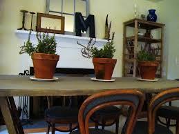 gretchen opgenorth sawhorse table