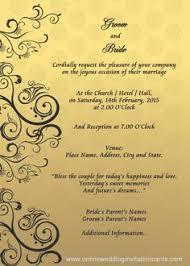 Sikh Wedding Cards Wording Indian Wedding Invitations Wordings Reception Invitation