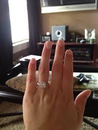 neil emerald cut engagement rings modern engagement ring for asscher cut engagement rings