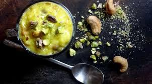 cuisine indienne riz kheer des maharadjahs riz au lait inde la tendresse en cuisine