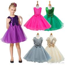 party dress for kids kids girls fashion party dress pink with