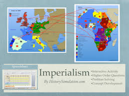 Spreadsheet Lesson Plans For Middle European Imperialism In Africa Simulation Activity By