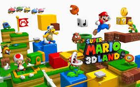 hd super mario 3d land wallpaper games hd 865 27 kb