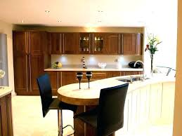 kitchen with island and breakfast bar kitchen oak kitchen island with breakfast bar oak kitchen island