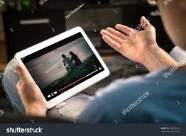 loading icon rolling on video online stock photo 728322229