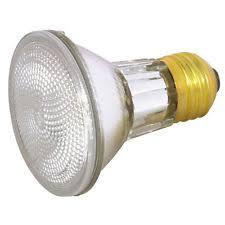 Par20 Halogen Flood Lights Sylvania Halogen Flood Light Bulb Par20 475 Lumens 39w 130v Ebay