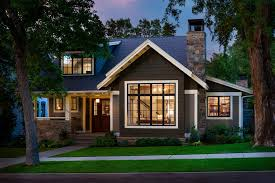 traditional craftsman homes traditional house plans craftsman plan home with open concept