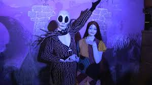 jack skellington and sally halloween desktop background 2016 special jack skellington and sally meet u0026 greet at walt disney