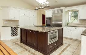 white kitchen cabinets with island updated kitchen with white cherry modern cabinets