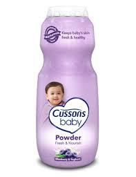 Bedak Baby cussons baby