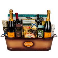 Champagne Gift Basket Gift Basket Wine And Champagne Gifts By San Francisco Gift Baskets