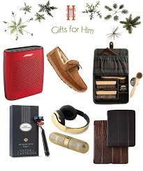 top picks for luxury gifts for him