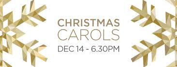 looking for a christmas carol service in downtown vancouver