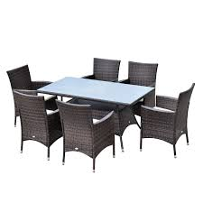 dining table patio dining tables patio table sets for 12 people