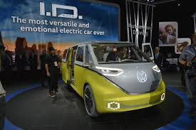 volkswagen i d buzz all electric 270 mile microbus confirmed
