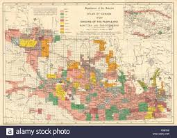 Manitoba Canada Map by Canada Ethnic Origins Manitoba U0026 Saskatchewan English Irish