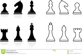 White Chess Set Chess Set Collection Royalty Free Stock Photography Image 31227767