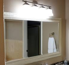 Installing Bathroom Light Fixture Over Mirror by Ideas Entrancing Lowes Bathroom Lights With Adorable Shining