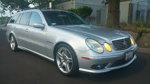 2005 mercedes benz e55 amg estate german cars for sale blog