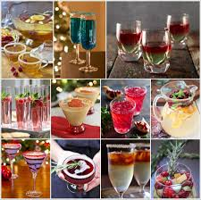 30 tasty and creative holiday cocktail ideas