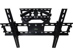 Tv Wall Mount Bracket Swivel Dual Arm Full Motion Tilt Lcd Led Tv Wall Mount Bracket 42 46 50