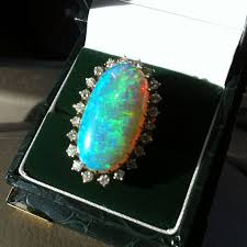 ebay rings opal images 90 best opals images jewelery rings and black opal jpg