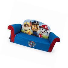 Flip Open Sofa by New Marshmallow Furniture Flip Open Sofa Paw Patrol 2 In 1 Foam