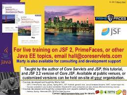 tutorial java primefaces primefaces tutorial overview installation and setup
