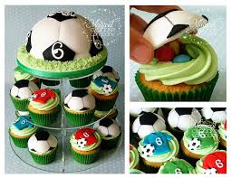 soccer cakes score big with these world cup themed cakes and cupcakes