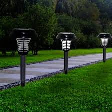 anti mosquito in earth solar l waterproof lights