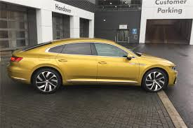 volkswagen arteon rear used 2017 volkswagen arteon 2 0 tsi r line 5dr dsg for sale in