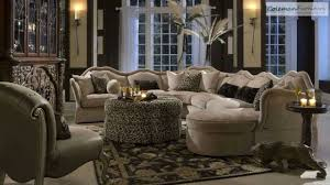 Jane Seymour Furniture Collection Hollywood Swank Toledo Living Room Collection From Aico Furniture Youtube