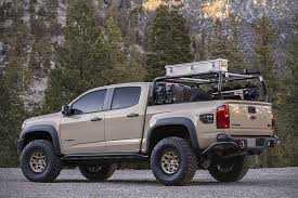 chevy concept truck chevrolet colorado zr2 aev truck hiconsumption