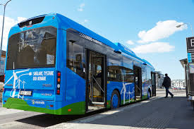 volvo group global abb and volvo form global partnership for electric and hybrid bus