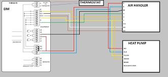 heat pump control wiring diagram modernstork com